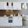 Шкаф навесной со стеклом (с одной створкой) 600/720