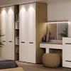Шкаф навесной (со стеклом) 550/912