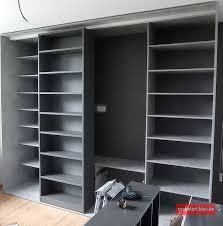 Шкаф навесной (угловой со стеклом) 850/720